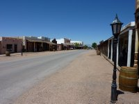 Streets in Tombstone