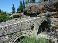 Old Turkish Bridge, Podgorica