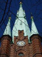 Klara Church, Stockholm