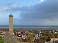 West-Terschelling Brandaris Lighthouse