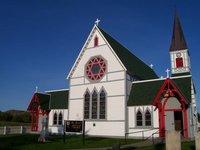 Anglican church, Trinity, Newfoundland