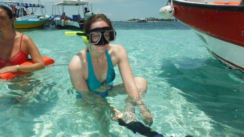 snorkling expert
