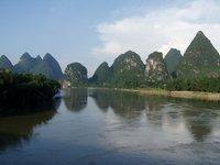 Hills in Yangshuo