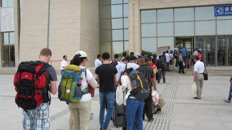 Dunhuang, Gansu, China - 11-6-2014 02-09-07