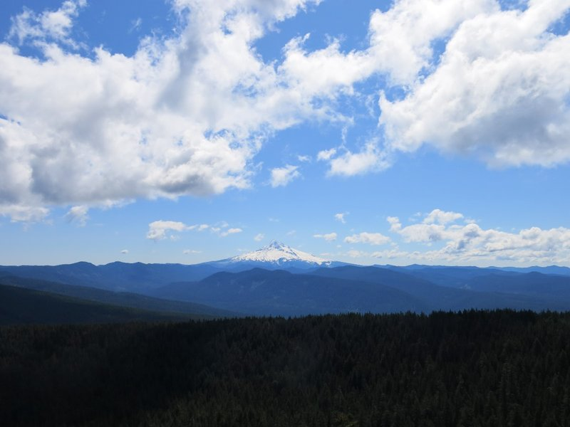 Sherrard Viewpoint - Mt. Hood