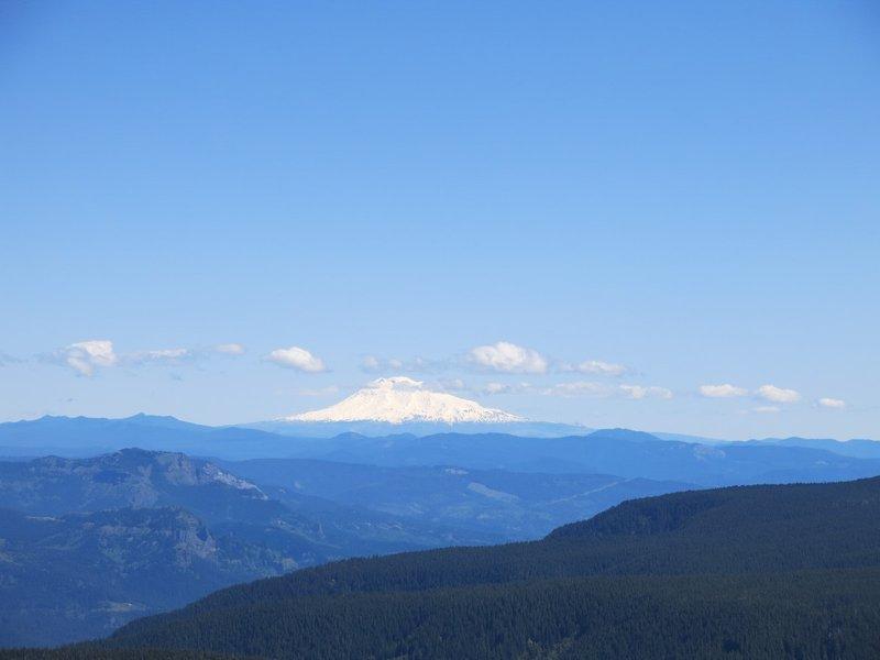 Sherrard Viewpoint - Mt. Adams