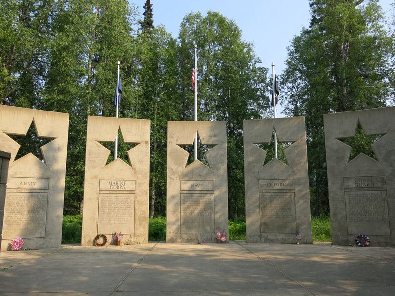 Alaska Veteran's Memorial