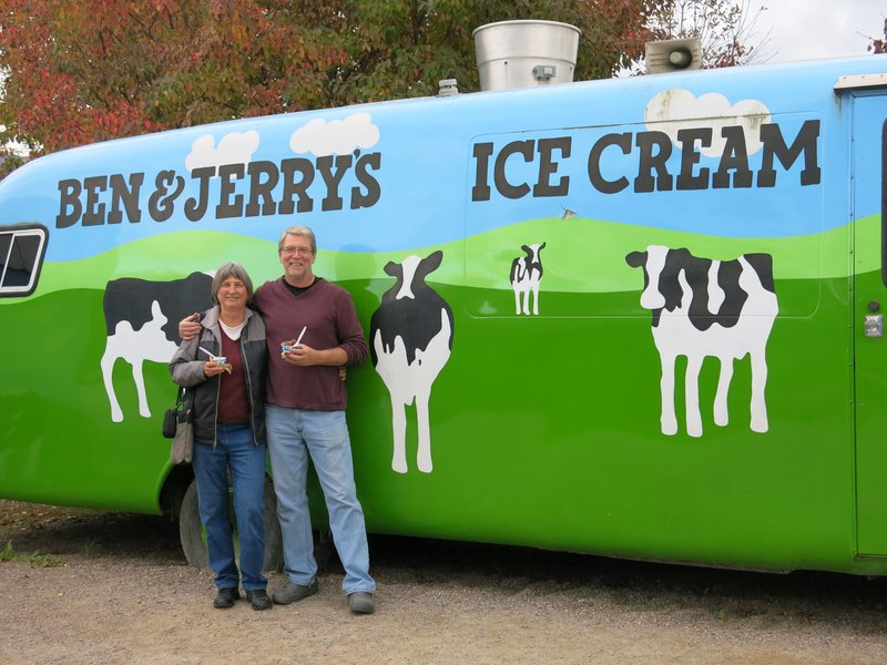 Ben & Jerry's Ice Cream Factory