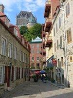 Streets of Quebec City