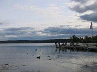 Dragon Lake in Quesnel BC