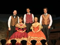 Barkerville musical revue