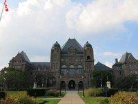 Parliament in Toronto