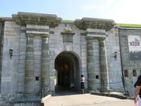 Entrance to the Citadel