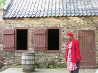 Boone Hall Plantation, presentation of Gullah culture