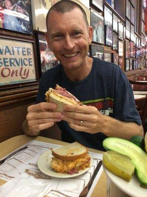 Katz Deli - Reuben Sandwich