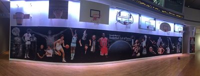 Hoops Hall of Fame