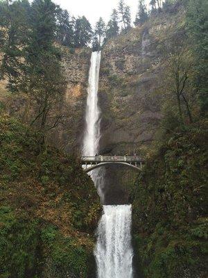 Mutnomah falls