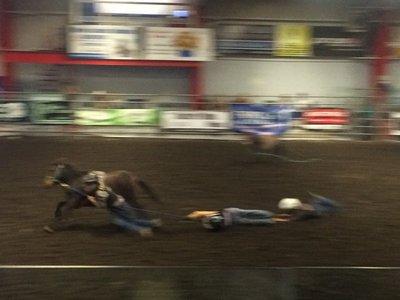 Okotoks Rodeo 3