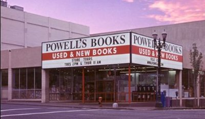 Powell Street books