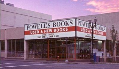 Powell Street books