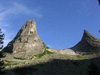 Parabola mountain