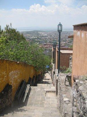 San Miguel my walk alone 3