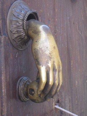 San Migueldoor knocker