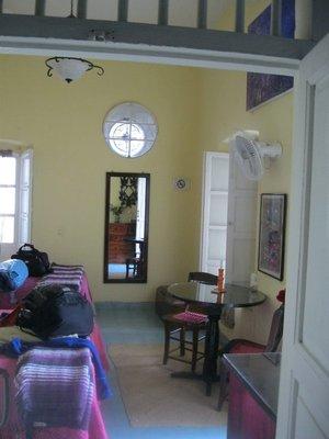 Xilitla room