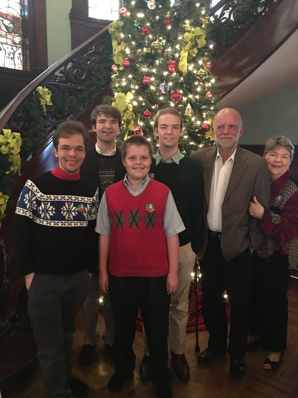 Merry Christmas from the Myer Family