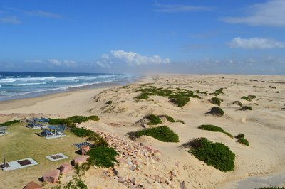 Stockton Beach, Port Stephens, NSW, Australia