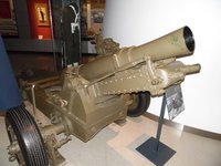 25 Pound Gun - Australian War Memorial Canberra