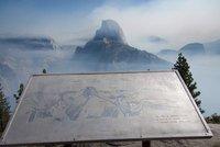 Yosemite uitzicht