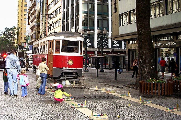 Curitiba - Rua das Flores I
