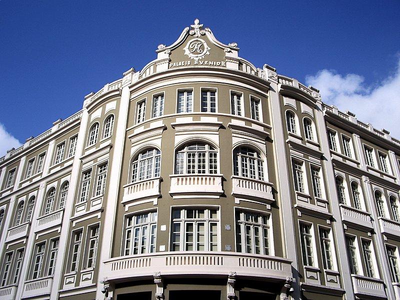 Curitiba - Palácio Avenida Building