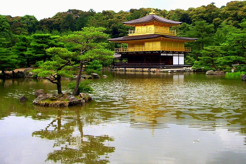 Kyoto - Kinkakuji, The Golden Pavilion