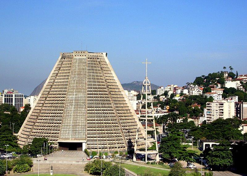 Rio de Janeiro - Catedral, Lapa & Santa Teresa