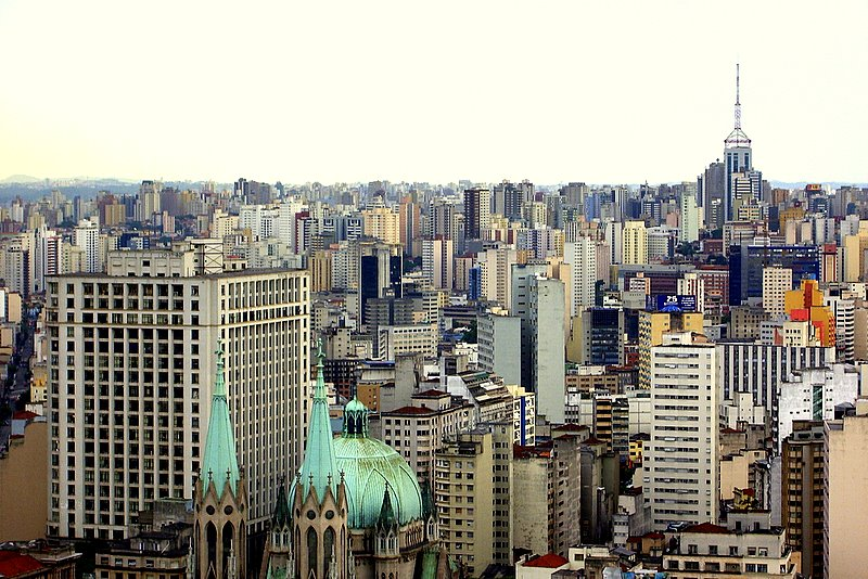 São Paulo - A View from the Top I