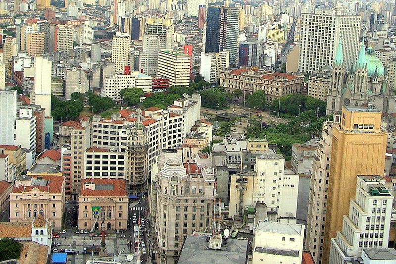 São Paulo - A View from the Top II