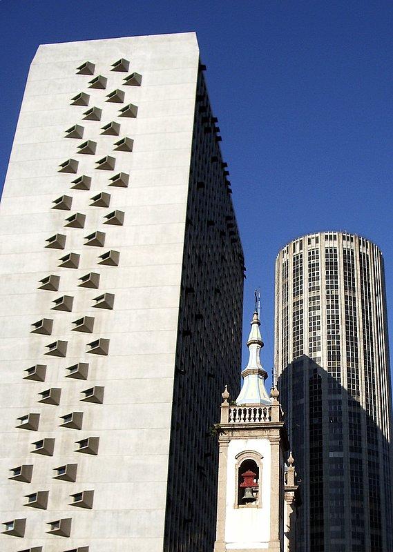 Rio de Janeiro - Three Towers