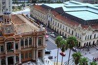 Porto Alegre - City Hall & Central Market