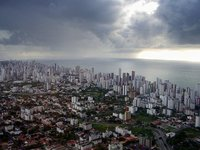 Recife - Here comes the rain!