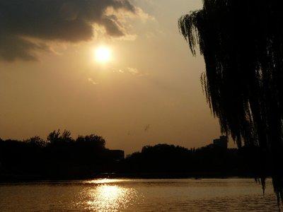 Houhai Lakes