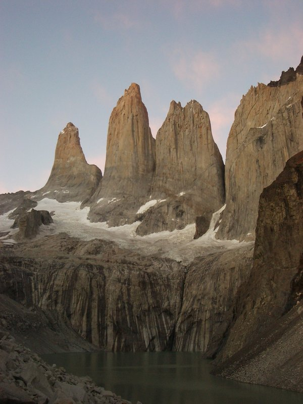 Torres del Paine, Las Torres