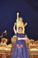 Cara Liberty Statue