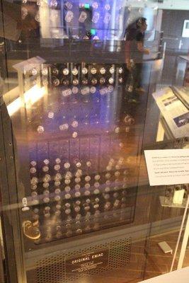 Original part of ENIAC