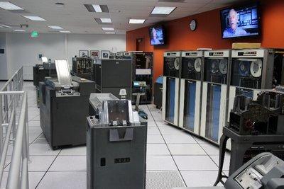 IBM 1401 lab
