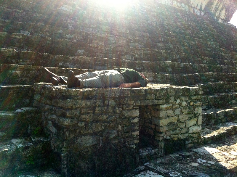 Palenque - Alter of Sacrifice