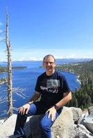 Stuart at Lake Tahoe
