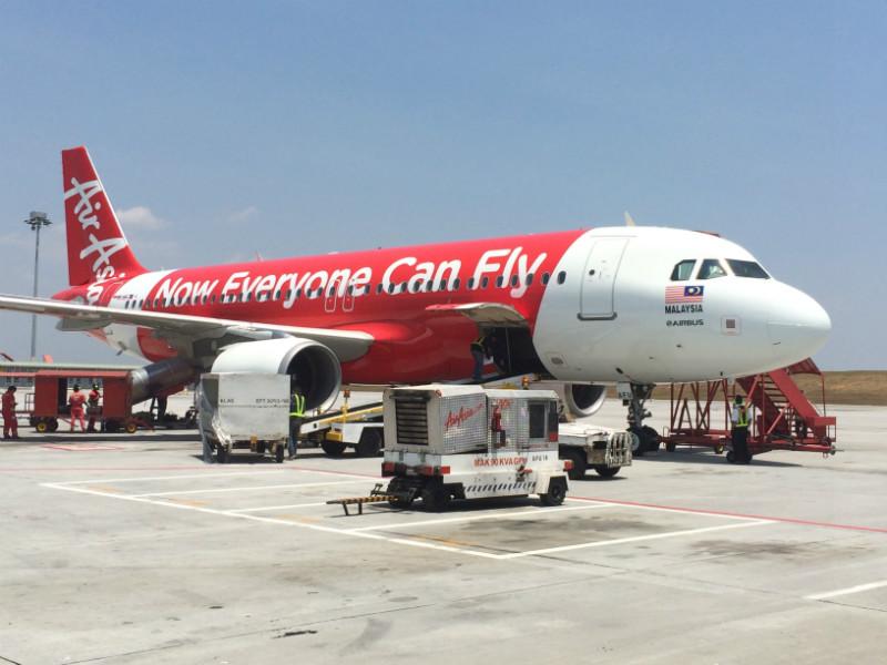 Flight to Penang