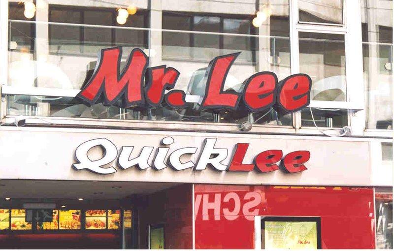 Mr Lee QuickLee Restaurant in Vienna Austria